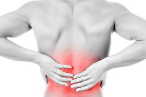 chronic back pain Cambridge