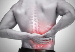 Chiropractic treatment for chronic back pain