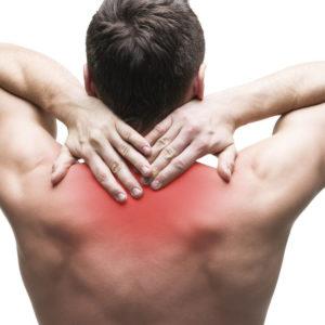 relief chiropractic health clinic in Cambridge - upper back pain